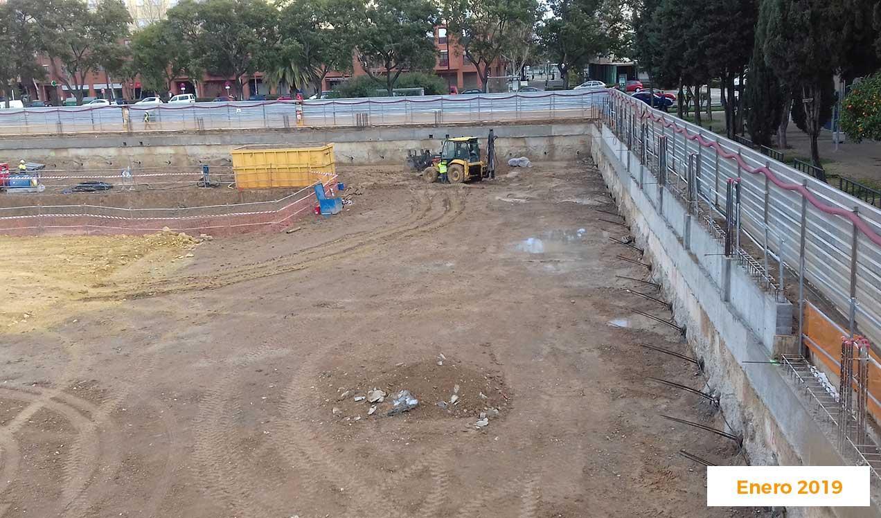 Ciencias 17 - 03 - Ejecución excavación