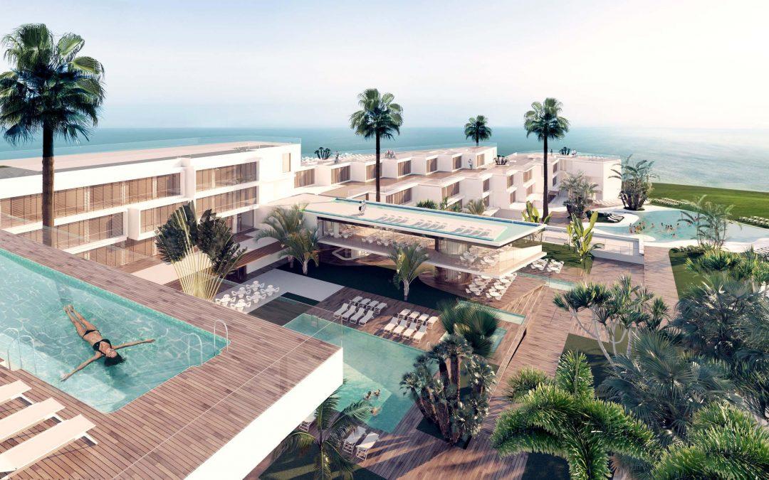 HOTEL BARCELÓ CONIL BEACH. CONIL DE LA FRONTERA. CÁDIZ.